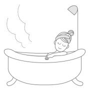 illust bath02